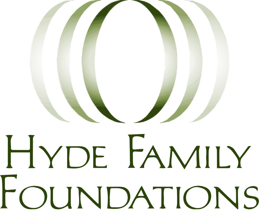 Logo of Hyde Family Foundations