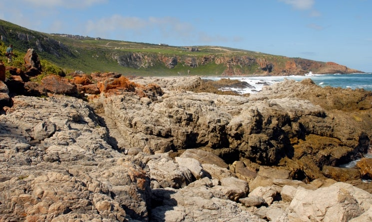 Mossel Bay in South Africa